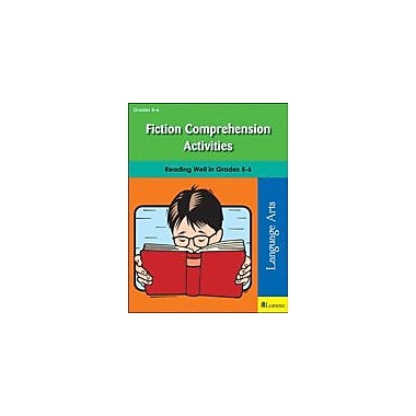 Milliken Publishing Fiction Comprehension Activities Reading & Writing Workbook, Grade 5 - Grade 6 [eBook]