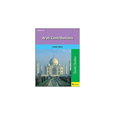 Milliken Publishing Arab Contributions Other Workbook, Grade 5 - Grade 8 [eBook]