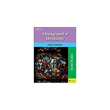 Milliken Publishing A Background of Christianity Other Workbook, Grade 5 - Grade 8 [eBook]