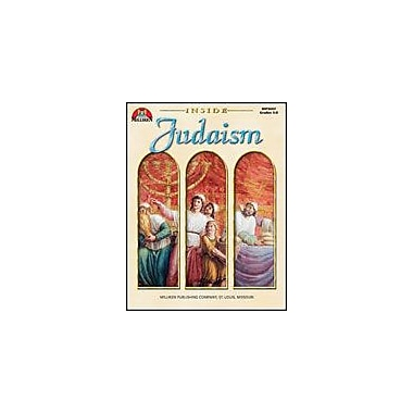 Milliken Publishing Inside Judaism Other Workbook, Grade 5 - Grade 8 [eBook]