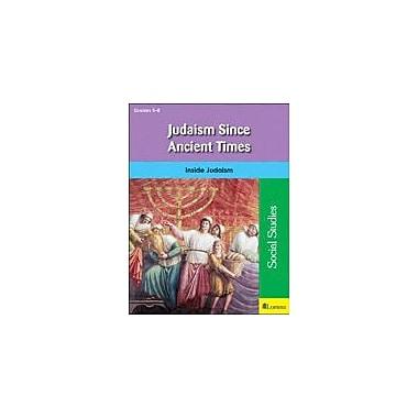 Milliken Publishing Judaism Since Ancient Times Other Workbook, Grade 5 - Grade 8 [eBook]