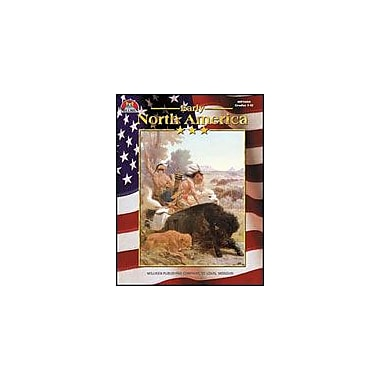 Milliken Publishing Early North America History Workbook, Grade 7 - Grade 12 [Enhanced eBook]
