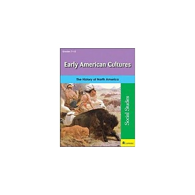 Milliken Publishing Early American Cultures Social Studies Workbook, Grade 7 - Grade 12 [eBook]