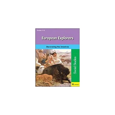 Milliken Publishing European Explorers Social Studies Workbook, Grade 7 - Grade 12 [eBook]