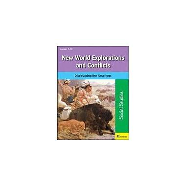 Milliken Publishing New World Explorations and Conflicts Social Studies Workbook, Grade 7 - Grade 12 [eBook]
