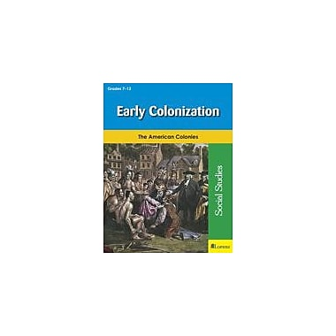 Milliken Publishing Early Colonization Social Studies Workbook, Grade 7 - Grade 12 [eBook]