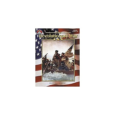 Milliken Publishing The Revolutionary War History Workbook, Grade 7 - Grade 12 [Enhanced eBook]