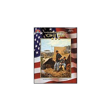 Milliken Publishing America's Civil War History Workbook, Grade 7 - Grade 12 [eBook]