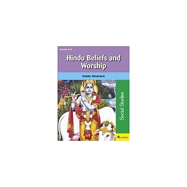 Milliken Publishing Hindu Beliefs and Worship Other Workbook, Grade 5 - Grade 8 [eBook]