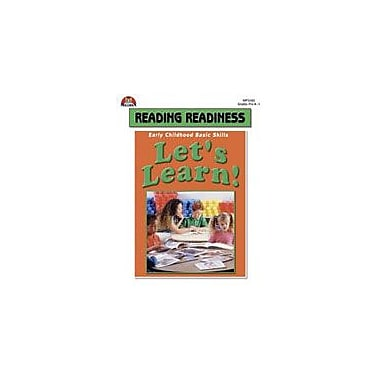 Milliken Publishing Let's Learn! Reading Readiness Activities Language Arts Workbook, Preschool - Grade 1 [Enhanced eBook]