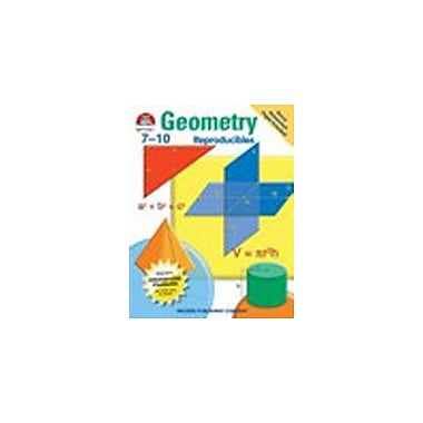 Milliken Publishing Geometry-10 Math Workbook, Grade 7 - Grade 10 [eBook]