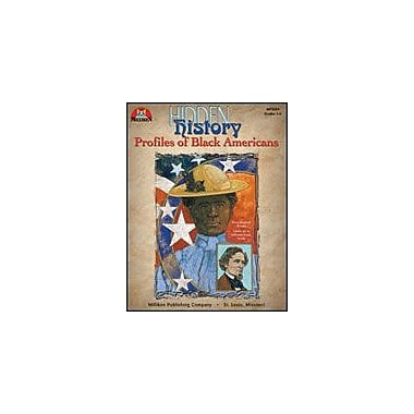 Milliken Publishing Hidden History: Profiles of Black Americans History Workbook, Grade 4 - Grade 6 [Enhanced eBook]