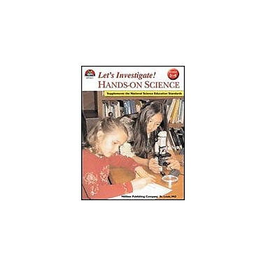 Milliken Publishing Lets Investigate Hands On Science Grades 2-3 Science Workbook, Grade 3 - Grade 4 [eBook]