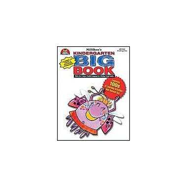 Milliken Publishing Kindergarten Big Book Language Arts Workbook, Preschool - Kindergarten [Enhanced eBook]