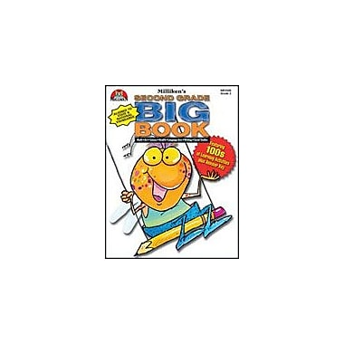 Milliken Publishing Second Grade Big Book Language Arts Workbook, Grade 2 [Enhanced eBook]