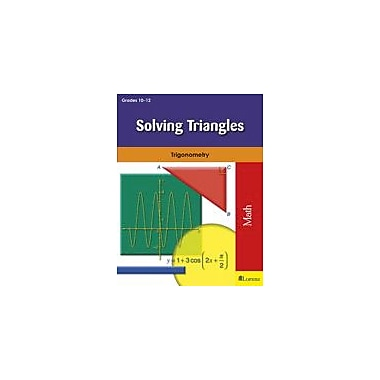 Milliken Publishing Solving Triangles Math Workbook, Grade 10 - Grade 12 [eBook]