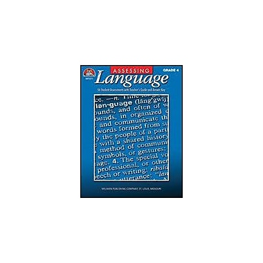 Milliken Publishing Assessing Language Language Arts Workbook, Grade 4 [Enhanced eBook]