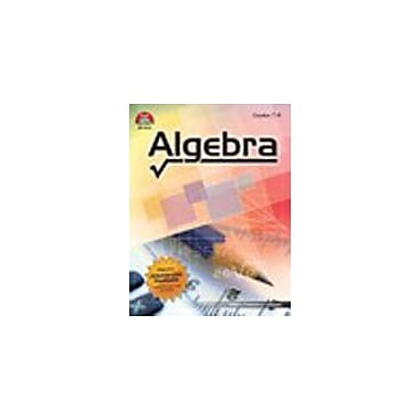 Milliken Publishing Algebra Math Workbook, Grade 7 - Grade 9 [Enhanced eBook]
