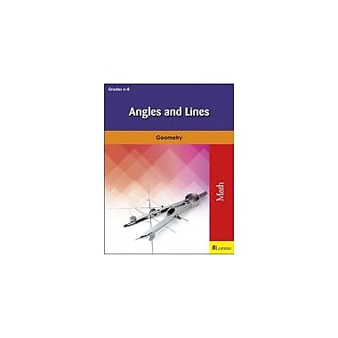 Milliken Publishing Angles and Lines Math Workbook, Grade 6 - Grade 8 [eBook]