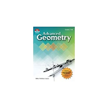 Milliken Publishing Advanced Geometry Math Workbook, Grade 7 - Grade 10 [Enhanced eBook]