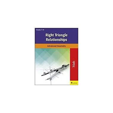 Milliken Publishing Right Triangle Relationships Math Workbook, Grade 7 - Grade 10 [eBook]