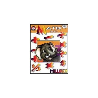 Milliken Publishing Math Math Workbook, Grade 3 [Enhanced eBook]
