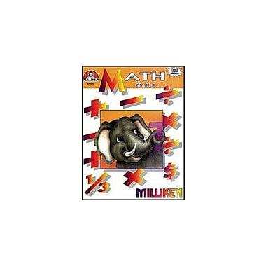 Milliken Publishing Math Math Workbook, Grade 3 [eBook]