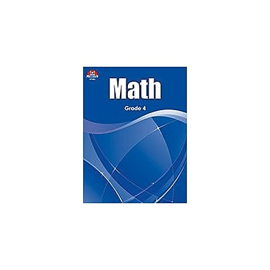 Milliken Publishing Math Math Workbook, Grade 4 [eBook]