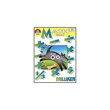 Milliken Publishing Math Math Workbook, Grade 5 [eBook]