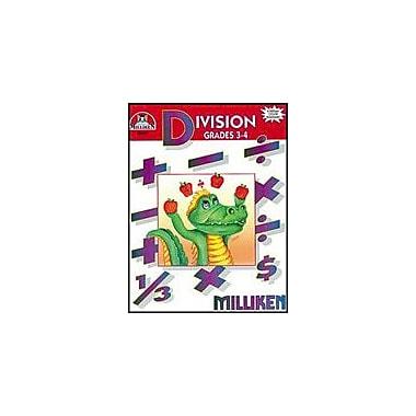 Milliken Publishing Division Math Workbook, Grade 3 - Grade 4 [Enhanced eBook]