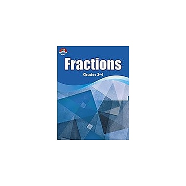 Milliken Publishing Fractions-4 Math Workbook, Grade 3 - Grade 4 [eBook]
