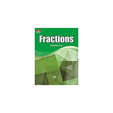 Milliken Publishing Fractions, Grades 5-6 Math Workbook, Grade 5 - Grade 6 [eBook]