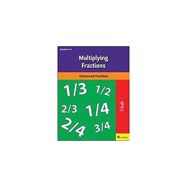 Milliken Publishing Multiplying Fractions Math Workbook, Grade 5 - Grade 6 [eBook]