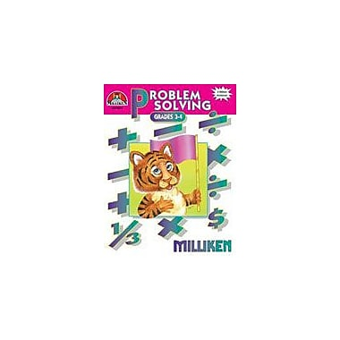 Milliken Publishing Problem Solving Math Workbook, Grade 3 - Grade 4 [eBook]