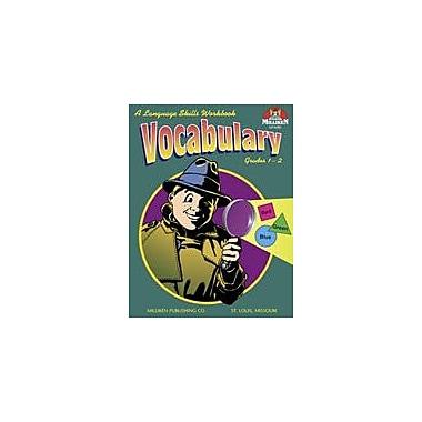 Milliken Publishing Vocabulary Grades 1-2 Language Arts Workbook, Grade 1 - Grade 2 [eBook]