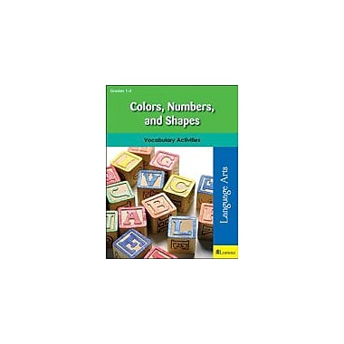 Milliken Publishing Colors, Numbers, and Shapes Math Workbook, Grade 1 - Grade 2 [eBook]