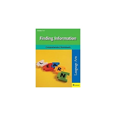 Milliken Publishing Finding Information Reading & Writing Workbook, Grade 1 - Grade 2 [eBook]