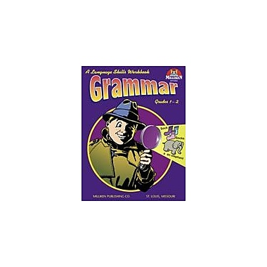 Milliken Publishing Grammar Grades 1-2 Language Arts Workbook, Grade 1 - Grade 2 [eBook]