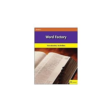 Milliken Publishing Word Factory Reading & Writing Workbook, Grade 3 [eBook]