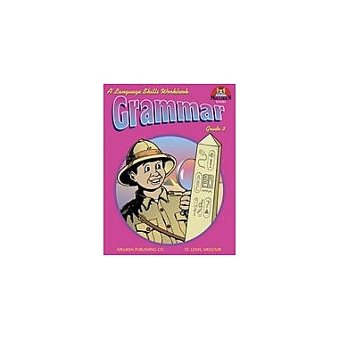 Milliken Publishing Grammar Gr 3 Grammar Workbook, Grade 3 [Enhanced eBook]