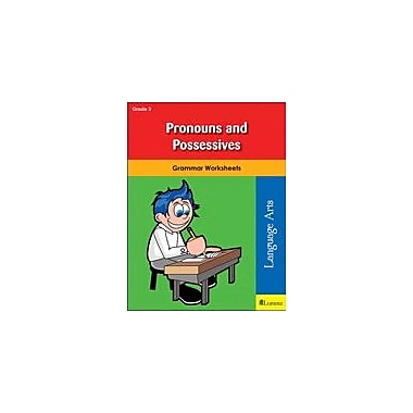 Milliken Publishing Pronouns and Possessives Grammar Workbook, Grade 3 [eBook]