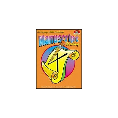 Milliken Publishing Manuscript Writing Language Arts Workbook, Kindergarten - Grade 3 [Enhanced eBook]