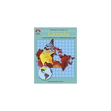Milliken Publishing Canada Map Skills Social Studies Workbook, Grade 4 - Grade 9 [Enhanced eBook]