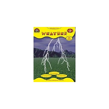 Milliken Publishing Weather Science Workbook, Grade 5 - Grade 9 [eBook]