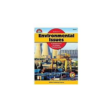Milliken Publishing Environmental Issues Science Workbook, Grade 5 - Grade 9 [eBook]