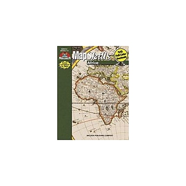 Milliken Publishing Map Skills Africa Social Studies Workbook, Grade 7 - Grade 9 [Enhanced eBook]