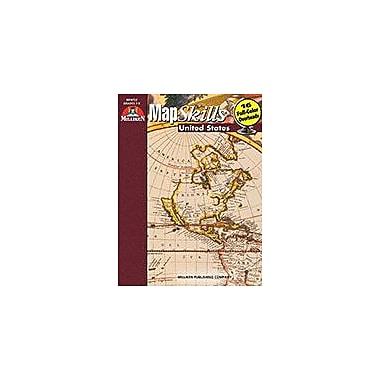 Milliken Publishing Map Skills United States Social Studies Workbook, Grade 7 - Grade 9 [Enhanced eBook]