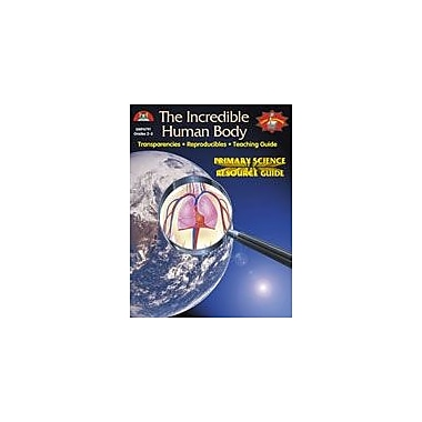Milliken Publishing Incredible Human Body Science Workbook, Grade 2 - Grade 3 [eBook]