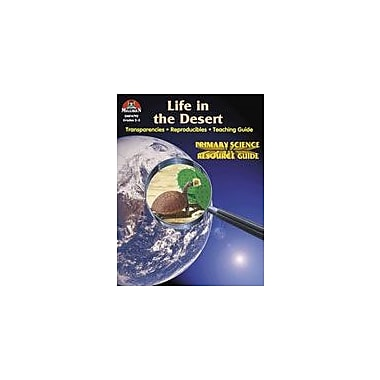 Milliken Publishing Life In the Desert Science Workbook, Grade 2 - Grade 3 [Enhanced eBook]