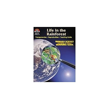 Milliken Publishing Life In the Rainforest Science Workbook, Grade 2 - Grade 3 [eBook]